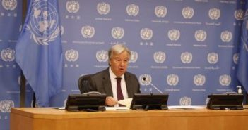 UN chief calls for fighting misinformation