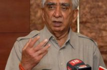 Former Union Minister Jaswant