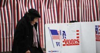 In-person early voting begins in