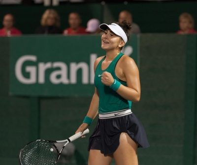 Andreescu pulls out of French Open
