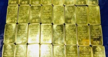 Nearly 4.5kg gold seized at Lucknow