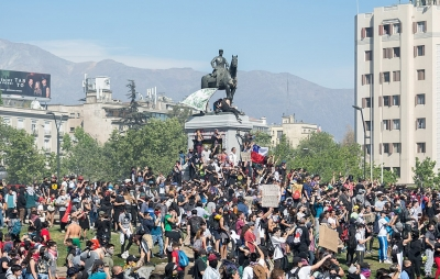Chile to hold referendum vote in Oct amid Covid-19