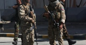 """Zabul police chief Hekmatullah Kochai on Wednesday said that at least 350 """"ghost police"""" have been identified in the province"""
