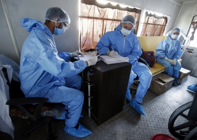 Gujarat sees 1,407 new Covid cases,