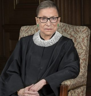 Ginsburg becomes 1st woman to