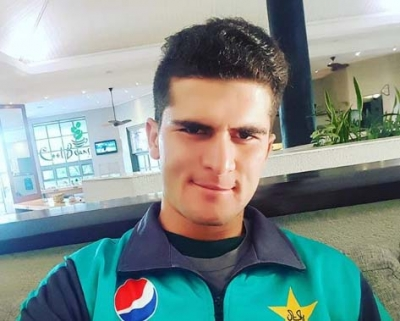 Shaheen Afridi takes four wickets