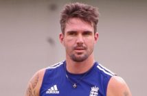 Cricketing legend Kevin Pietersen