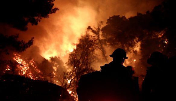3 killed in Northern California wildfire