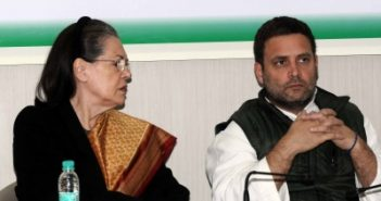 Congress leaders to meet on Monday