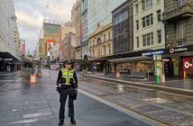 Aus police warn of zero tolerance for anti-lockdown protesters