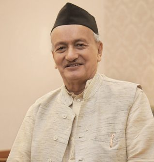 Forest dwelling families to get housing areas in neibhourhood forests. Maharashtra Governor Bhagat Singh Koshyari has issued a notification modifying