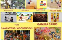 Traditional toys and Regional Games of Maharashtra and Odisha