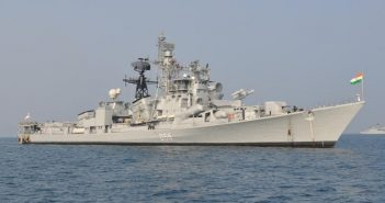 The 11th edition of exercise INDRA NAVY is scheduled