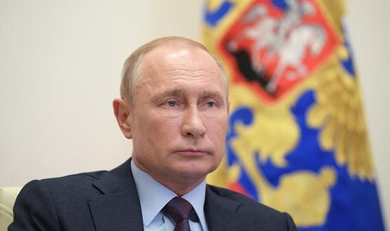 Putin urges to stay on guard to