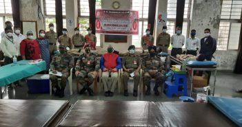 NCC organises a blood donation camp in Thane