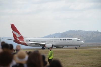 Qantas 8 weeks away from running out of money