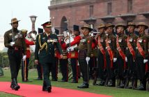 Nepal Army chief self-quarantines