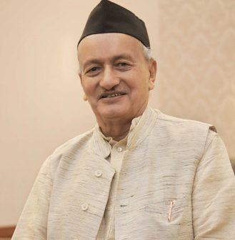 Governor greets people on the occasion of Navratri, Durga Puja