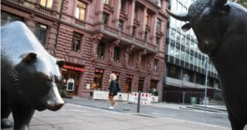 German economy recovering after