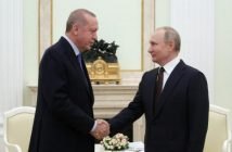 Russia, Turkey agree on strict adherence to Nagorno-Karabakh ceasefire. Russian President Vladimir Putin and his Turkish