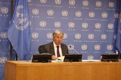 UN chief welcomes further release