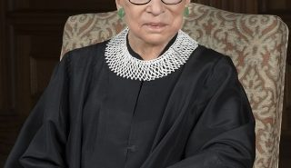 Late Justice Ginsburg's statue to be