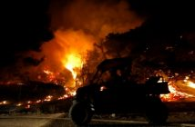 Northern California wildfire kills 4