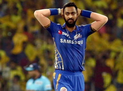 Krunal Pandya happy to chip in