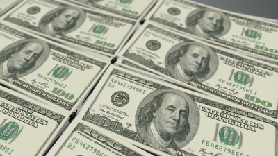 US dollar edges up as traders