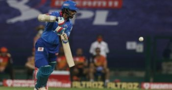 DC ride on Dhawan's maiden