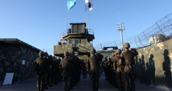 Vacation ban for S.Korean troops