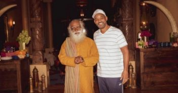 When Sadhguru met Will