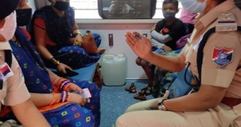 """Central Railway launches """"Meri Saheli"""" programme to provide safety and security to women passengers"""