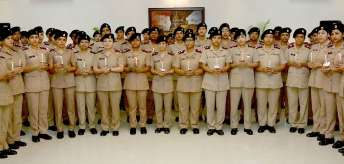 Military Nursing Service (MNS) has celebrated its 95th Raising Day