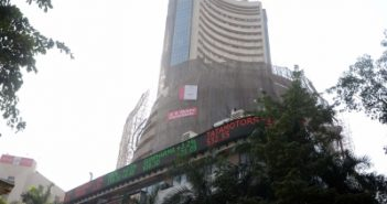 Equity indices turn red amid volatility,