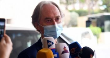UN envoy expects 'common ground' over Syrian political process