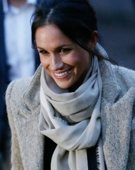 Meghan Markle opens up