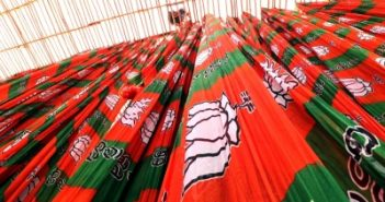 1st trend in MP bypoll shows