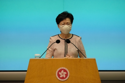 HK tightens social distancing