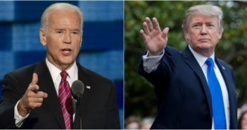 Biden ahead of Trump in