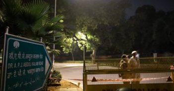 After Delhi blast, security