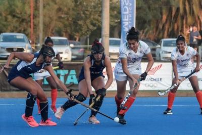 India junior hold Chile senior to 2-2