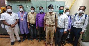 CR Anti Tout Squad, Mumbai Division