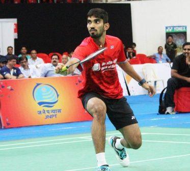 Thailand Open: Saina, Srikanth