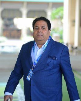 BCCI vice-president Shukla faces conflict