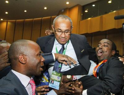 CAF ready to elect new president