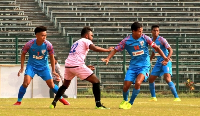 I-League: Arrows snatch 1-1 draw