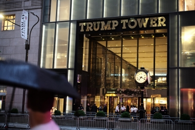 NYC to cancel Trump Organization contracts