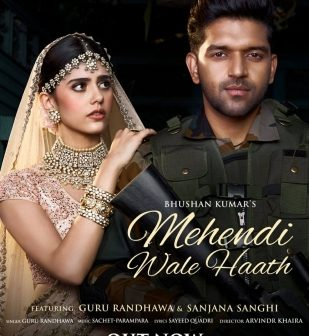 Guru Randhawa releases 'Mehendi