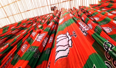 BJP gaining big in Bengal as